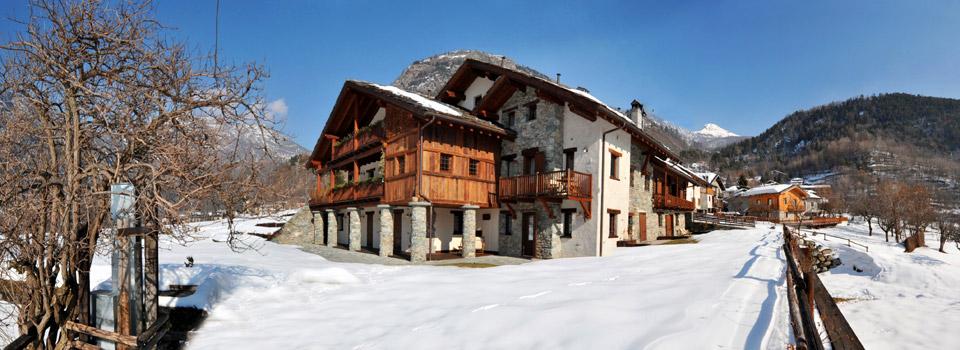 Hotel maison tissiere val d 39 aosta a due passi dal cervino for Design hotel valle d aosta